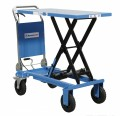 HanseLifter SPAG200 : 200kg Rough Terrain Scissor Lift Table